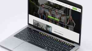 foto 2 van project Website met login-, betaal- & leerplatform voor Back in Balance