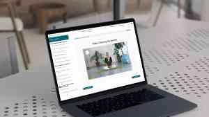 foto 1 van project Website met login-, betaal- & leerplatform voor Back in Balance