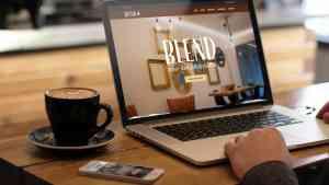 foto 1 van project Branding & website voor koffiebar Blend